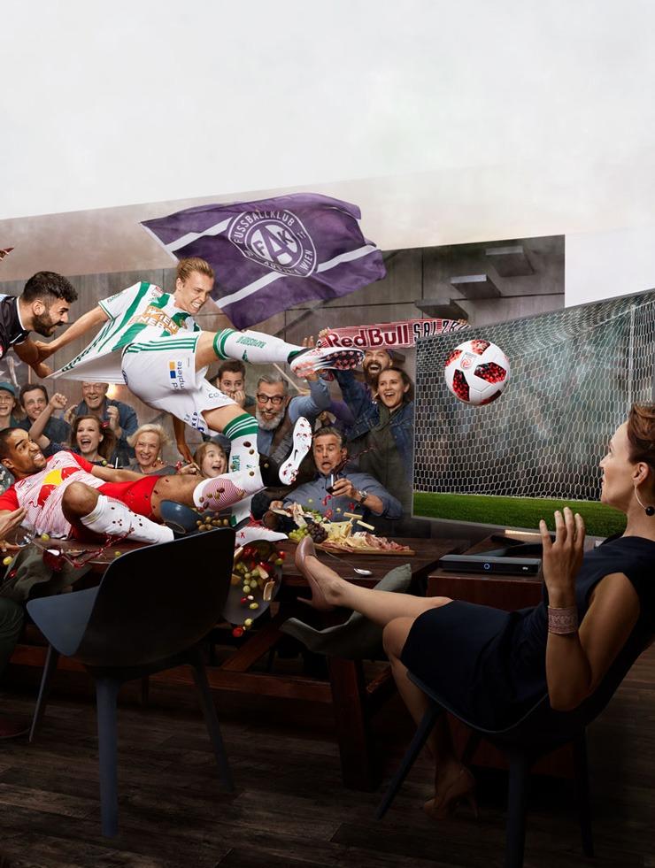 Sky macht Lust auf Bundesliga.