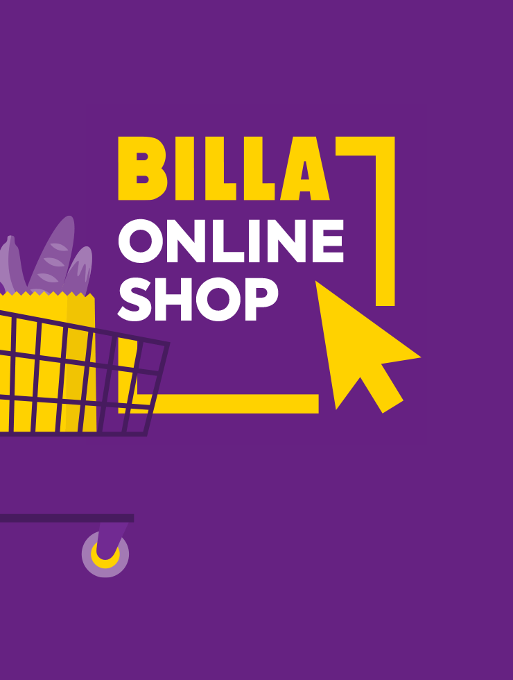 BILLA Online Shop: Videotutorial