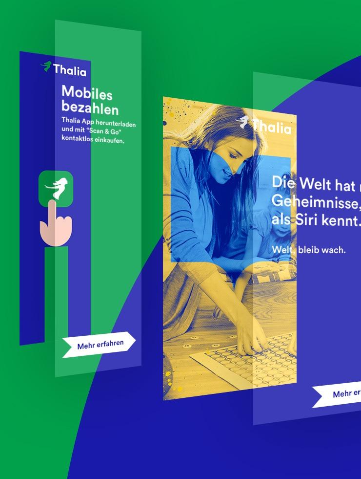 Thalia setzt auf neue Always-on-Kampagne